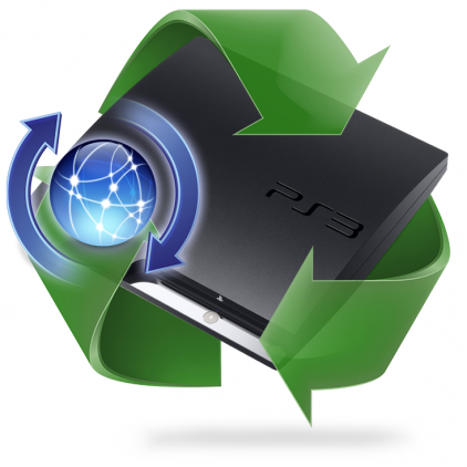 Réinstallation système PS3