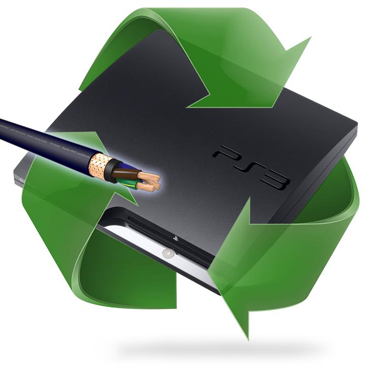 Réparation alimentation PS3 Slim