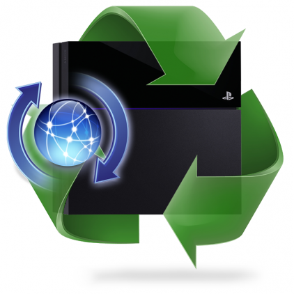 Réinstallation système PS4