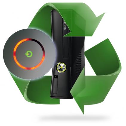 Réparation ROD - E74 Xbox 360