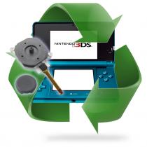 Remplacement Stick directionnel 3DS - 3DS XL - 2DS