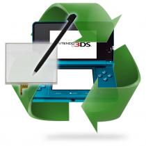 Remplacement écran tactile 3DS - 3DS XL - 2DS - DSi - DS Lite
