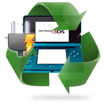 Remplacement Prise charge pour 3DS - 3DS XL - 2DS - DSi - DS Lite