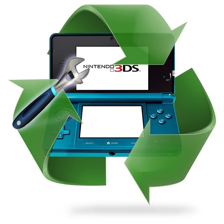 Forfait réparation Nintendo DS