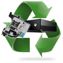 Remplacement lentille Bluray Xbox ONE