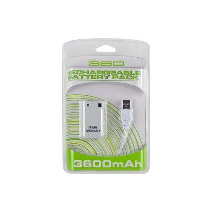 Batterie rechargeable xbox 360 - non officiel