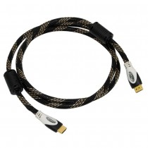 Cable HDMI V1.4 - Plaqué Or