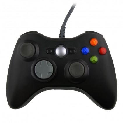 Manette Xbox 360 Filaire - non officiel
