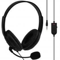 """Casque Audio + micro """"Stéréo"""" - PS4"""