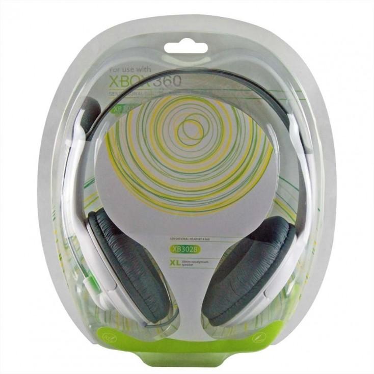 Casque audio + micro - Xbox 360