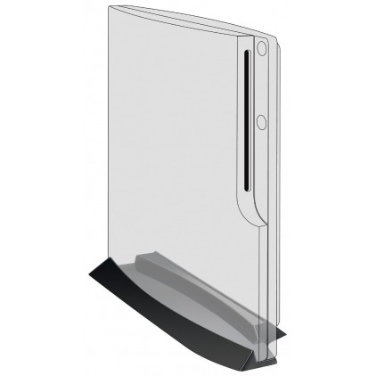 Socle vertical stand PS3