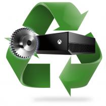 Réparation mécanisme lecteur Xbox ONE