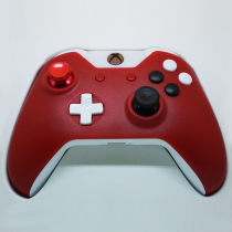 Manette Xbox ONE customisée - Rouge Mate