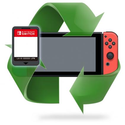 Remplacement port jeu Switch