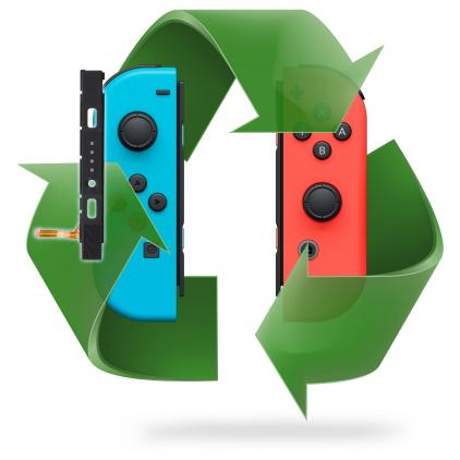 Remplacement connecteur Joy Con Switch gauche / droit