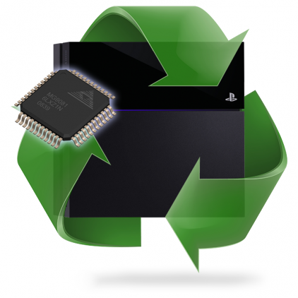 Remplacement chipset bluetooth - wifi PS4